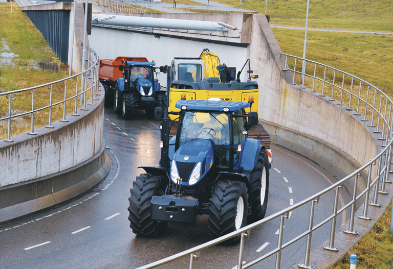 Трактор New Holland T7070 AC
