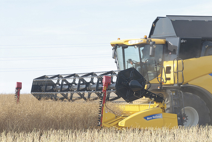 Комбайн CX 8.90 New Holland