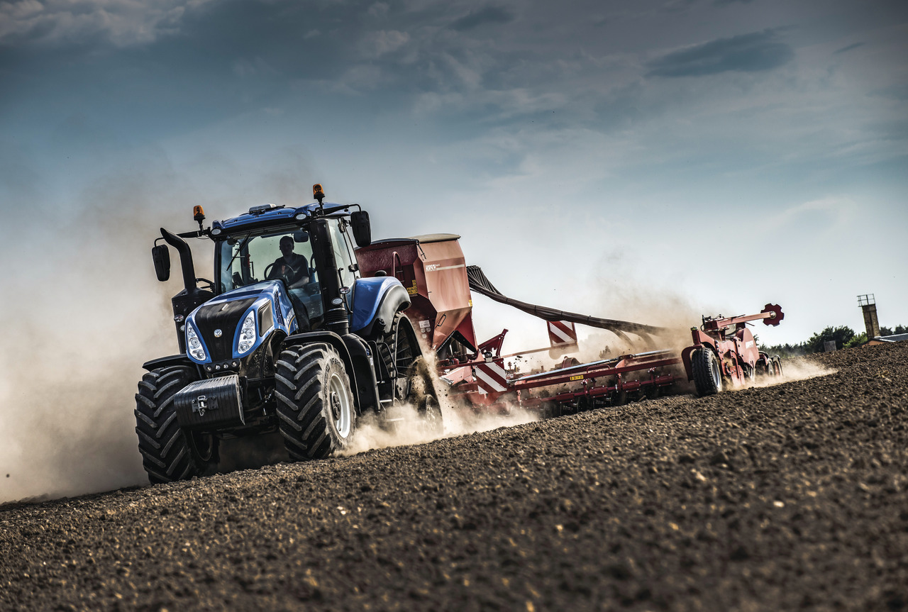 New Holland Т8.410 Smart Trax