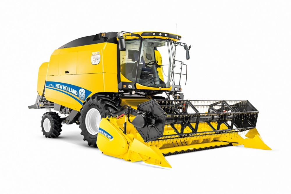 Комбайн TC 5.90 New Holland