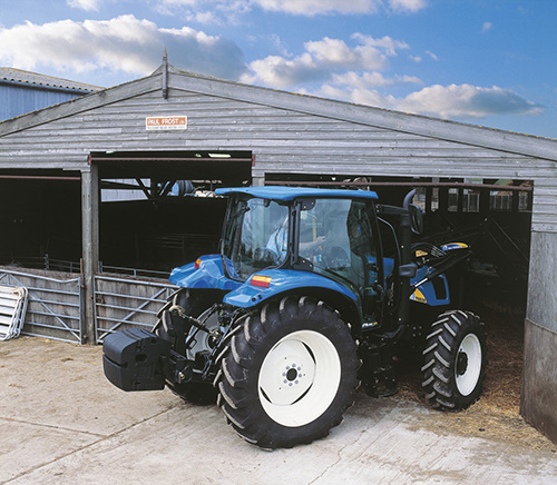New Holland T6020 Delta