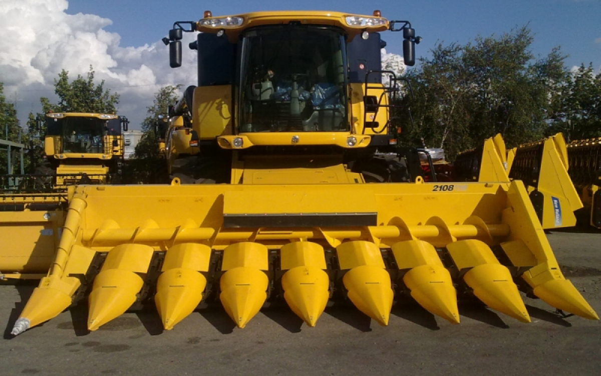 Жатка MR 870N New Holland