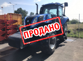 Трактор New Holland Т8.390 2013 года