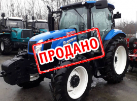 Трактор New Holland T6020 2018 года выпуска