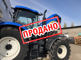 New Holland Т7060 б/у 2014 года
