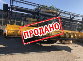 Жатка зерновая SUPERFLEX 740CF-25 New Holland 2013 года
