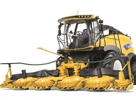 Кормоуборочный комбайн New Holland FR700
