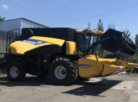 Комбайн CR 9080 New Holland 2012 года
