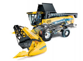 Новинка! Комбайн CH 7.70 New Holland