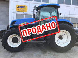 Трактор New Holland T7060 2013 года выпуска